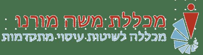 לוגו אתר משה מורנו
