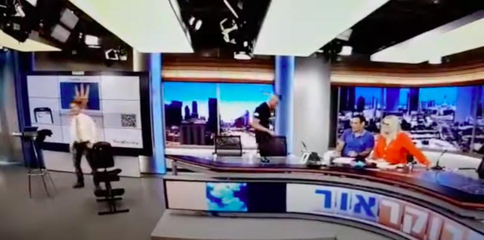 משה מורנו ערוץ 10